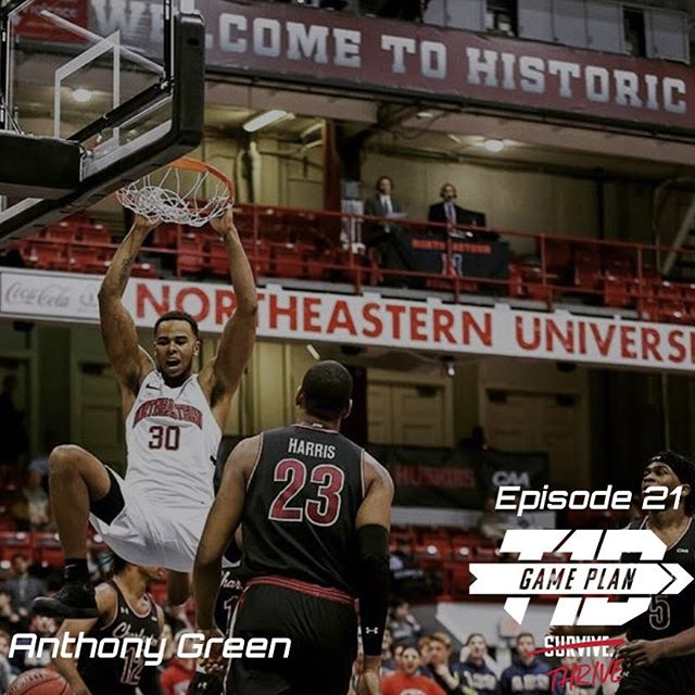 Episode 21 is LIVE ⚡️🏀💪 ————————————————— We had an awesome conversation with Northeastern Basketball (@gonumbasketball) senior and NBA hopeful, Anthony Green (@agreen57) about basketball and Type One Diabetes. Check out our first video on YouTube! **Link in bio** (Big thanks to @quentintyler21 for the video production work) ————————————————— #diabeticathlete #t1dathlete #gameplant1d #findyourgameplan