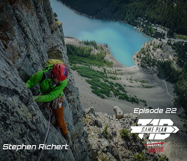 Episode 22 is LIVE ⚡️💥🥘🧗‍♂️ ———————————————— Insightful conversation with adventure photojournalist, climber, nutrition experimenter, turned nursing student, Stephen Richert @livingvertical . Such an interesting talk! Tune in now! ———————————————— #diabeticathlete #t1dathlete #gameplant1d #lifestyle #holistichealth #keto #findyourgameplan