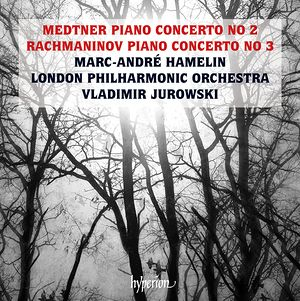 Medtner Piano Concerto No. 2 Rachmaninov Piano Concerto No. 3 - iTunes | Amazon