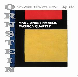 Ornstein: Piano Quintet &String Quartet No. 2 - iTunes | Amazon