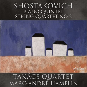 Shostakovich Piano Quintet & String Quartet No. 2 - iTunes | Amazon