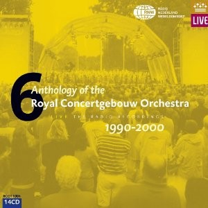 Anthology Of The Royal Concertgebouw Orchestra Vol 6 - Live Radio Recordings -