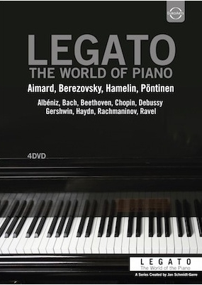 Documentary: Legato, The World of Piano - Amazon