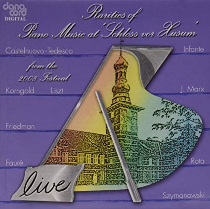 Live From Rarities Of Piano Music Festival 2008 - Amazon