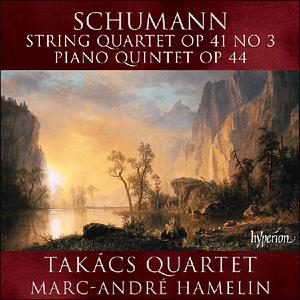 Schumann: String Quartet & Piano Quintet - iTunes | Amazon