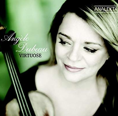 Virtuose with Angele Dubeau - iTunes | Amazon