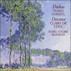 Dukas: Piano Sonata; Decaux: Clairs de Lune - iTunes | Amazon