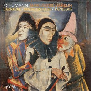 Schumann: Carnaval, Fantasiestücke, Papillons - iTunes   Amazon