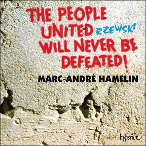 Rzewski: The People United Will Never Be Defeated! - iTunes | Amazon
