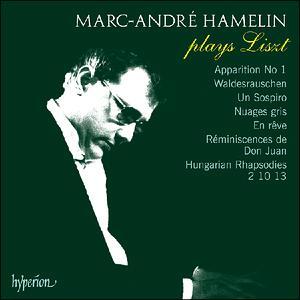 Marc-André Hamelin Plays Liszt - iTunes | Amazon