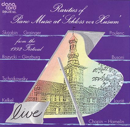 Rarities of Piano Music at Schloss vor Husum, 1992 Festival - iTunes