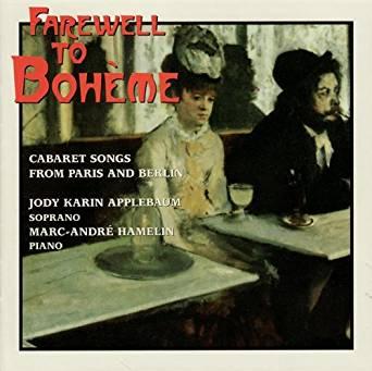 Farewell to Boheme - iTunes | Amazon