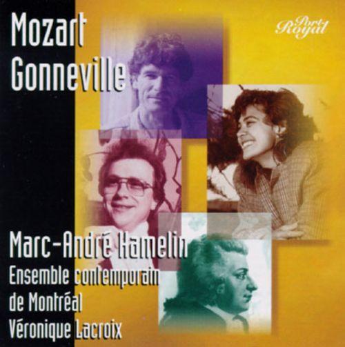 Mozart: Keyboard Concerto No. 17 &Gonneville: Adonwe - Amazon