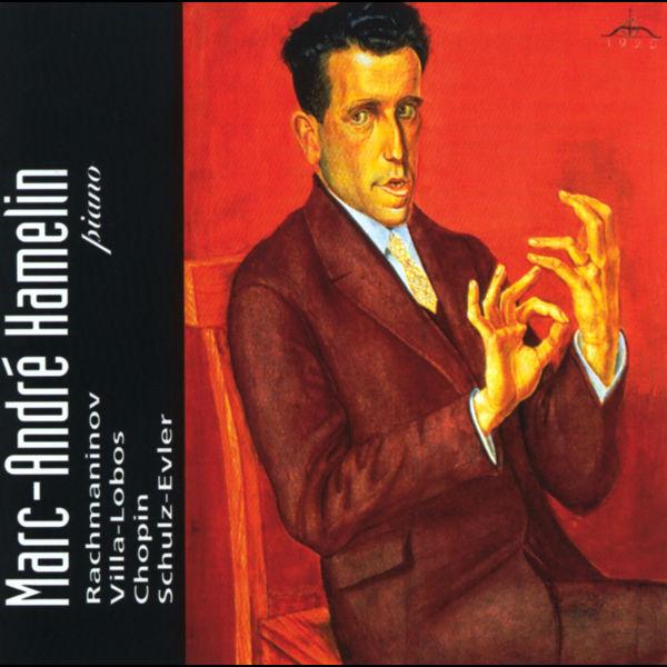 Rachmaninov, Villa-Lobos, Chopin, Schulz-Evler - Itunes
