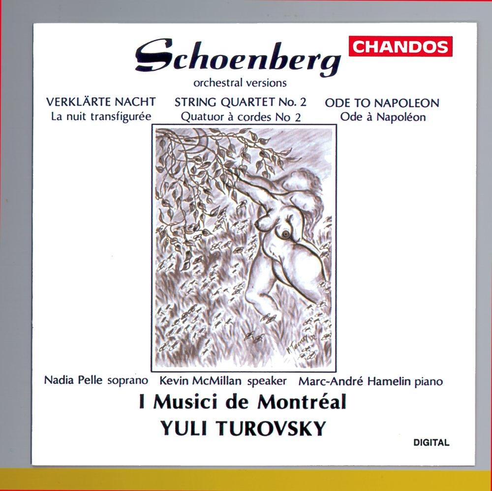 Schoenberg: Verklärte Nacht - Itunes   Amazon