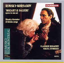 Mozart & Salieri: Opera in One Act - Amazon