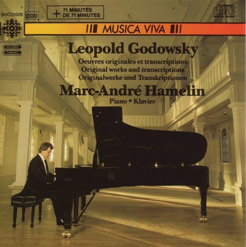 Godowsky: Original Works and Transcriptions - Itunes | Amazon