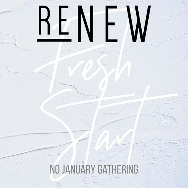 We are trying to keep it fresh in 2019. Unfortunately that means no January gathering for reNEW ... #jesuschangeseverything #sacstate #hornets #athletesinaction #cru #youthwithamission #epiclife #midtown #younglife #sacramento #worship #jesus #church #secondsunday #sundayfunday #sactown #fremontpres #visitsacramento #experiencerenew #renew #wherestudentscomefirst #community #eastsac #livemusic