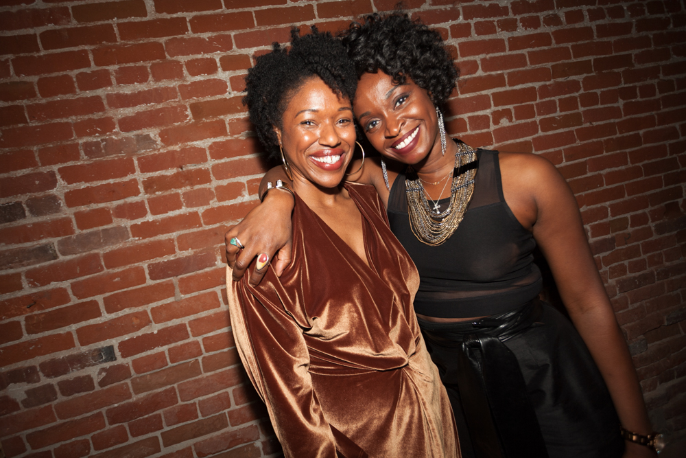 Service + Dress - Eat, drink, and be merry! Dine on locally sourced, fresh and organic (when possible) bites with vegan and vegetarian options. Imbibe on beer, wine and specialty cocktails during cocktail hour. Every guest walks away with beautiful gifts crafted by our community. Don't forget to dress to impress !