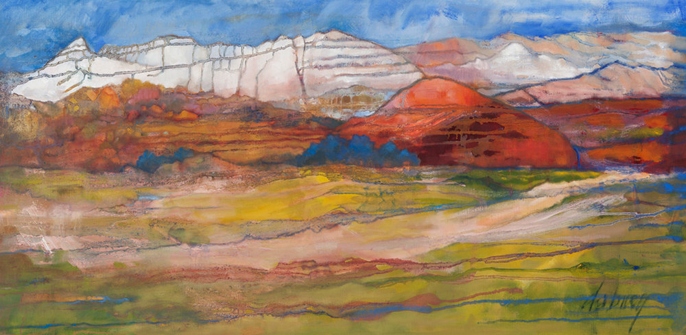 RED ROCK  OIL  SOLD
