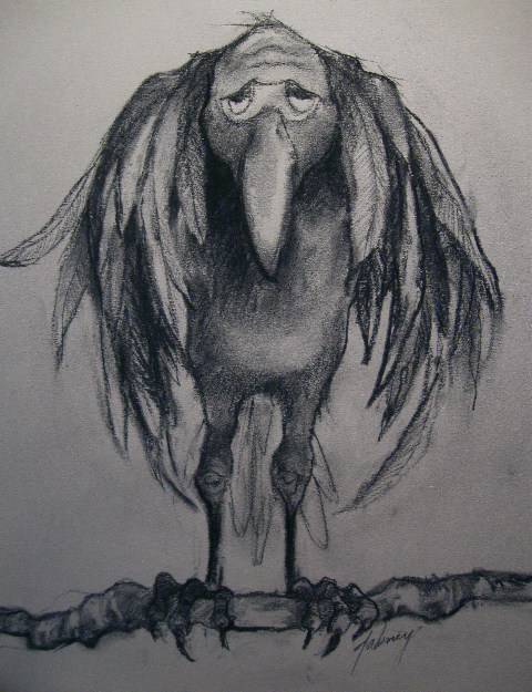 OLD CROW  CHARCOAL SOLD