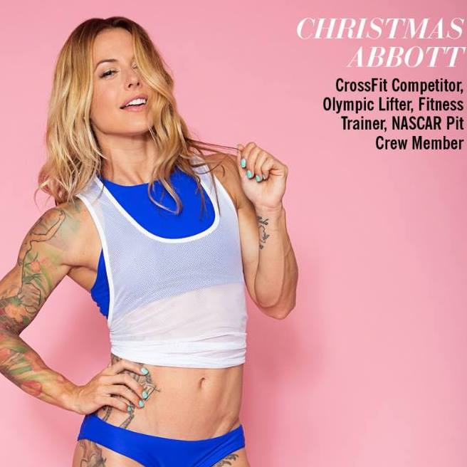 Image of Christmas Abbott, CrossFit Competitor