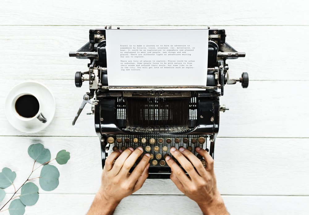 Writing - Copywriting, expert articles, journalism, blogs, and more.