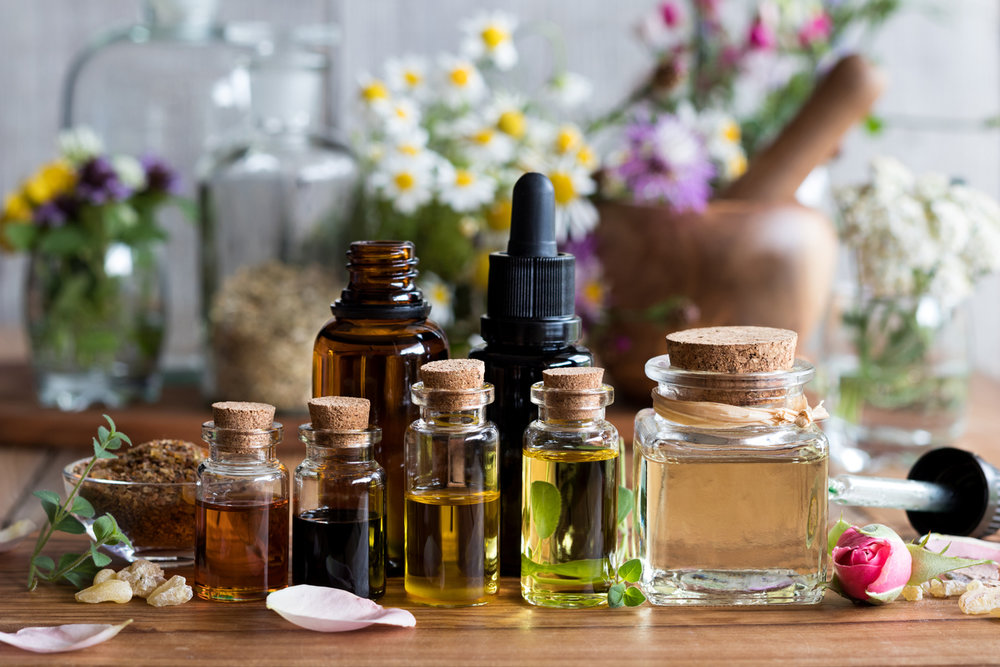 How aromatherapy can enhance your recovery