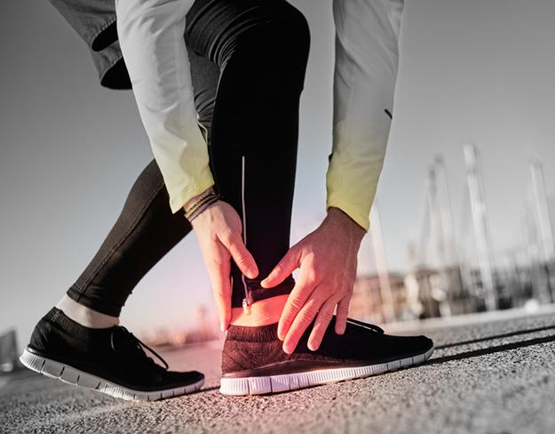 Ankle Injury: Assessment, Management & Rehabilitation. - Date: 08 / Dec / 2018