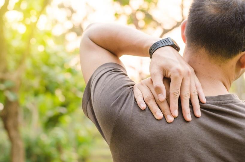 Shoulder Injury & Pain -