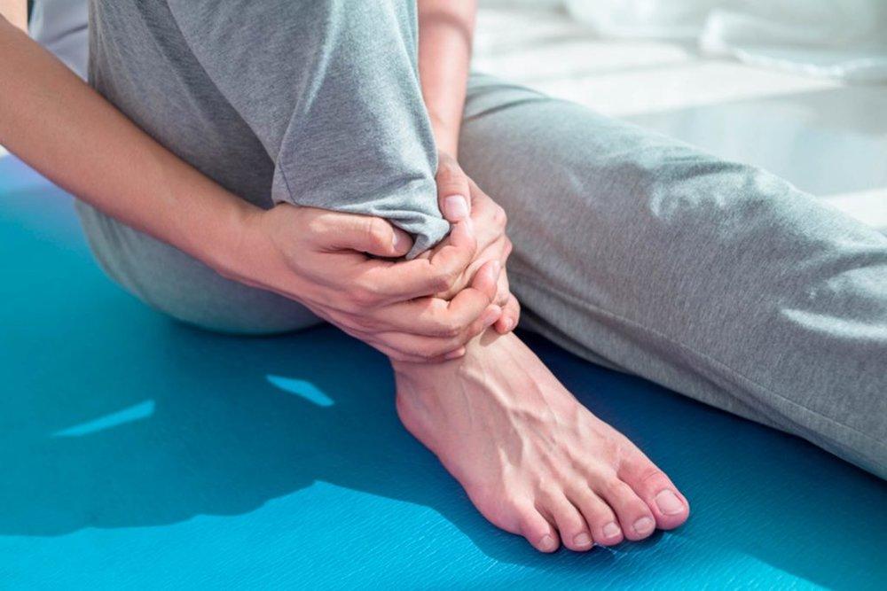 Ankle Injuries -