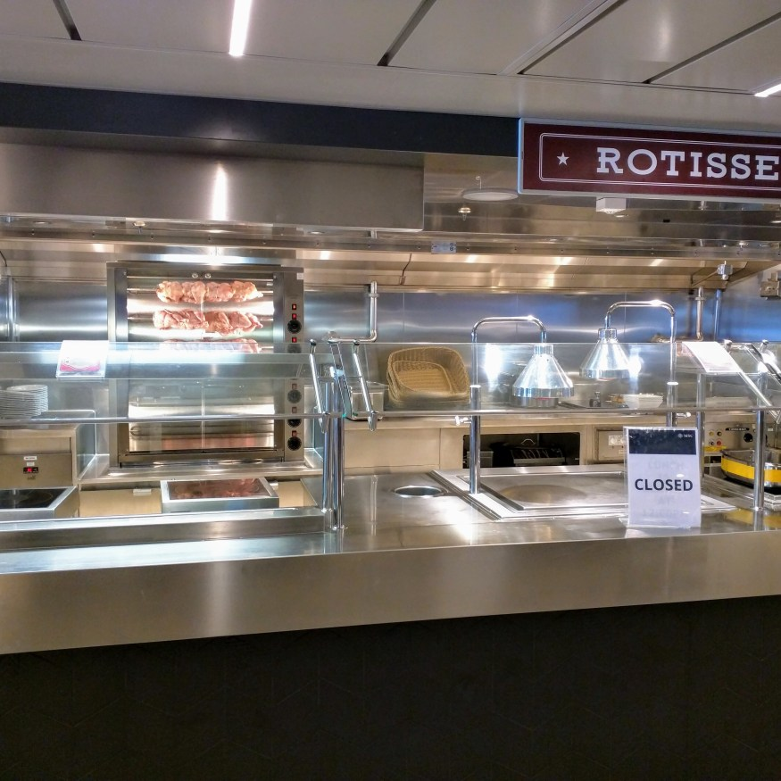 Marketplace Buffet Rotisserie