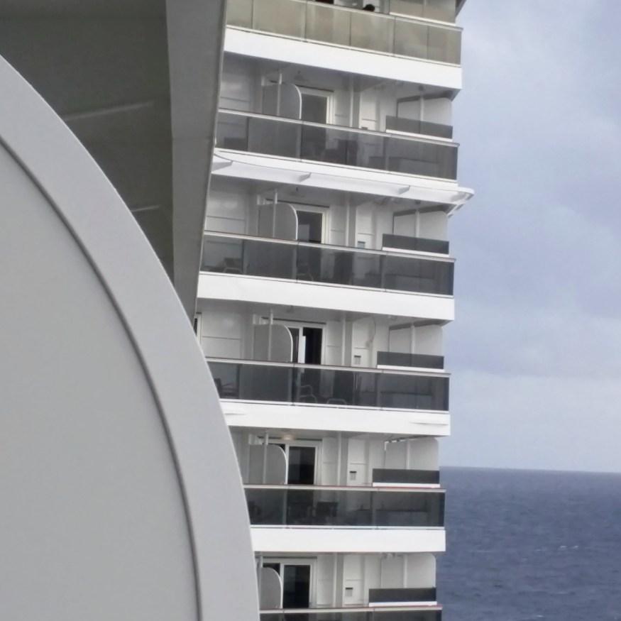 Aurea Suites with Whirlpool Tubs on Balconies