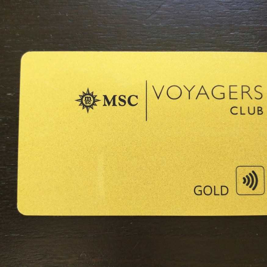 Voyagers Club Gold