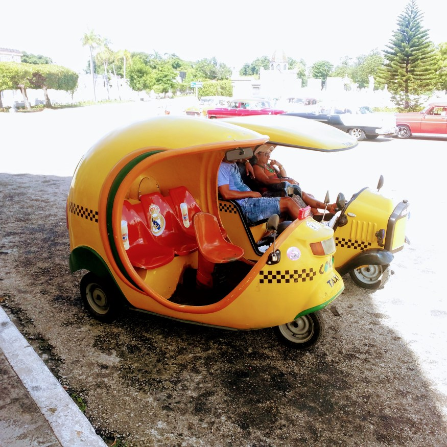 Mini Taxis