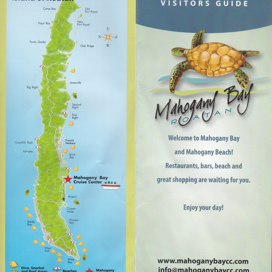 Mahogany Bay Visitors Guide