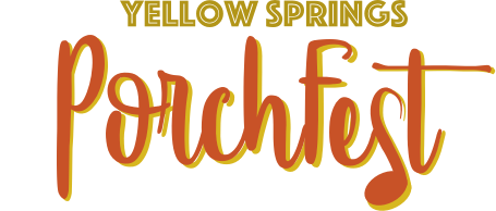 Yellow Springs PorchFest  ♪  September 14, 2019