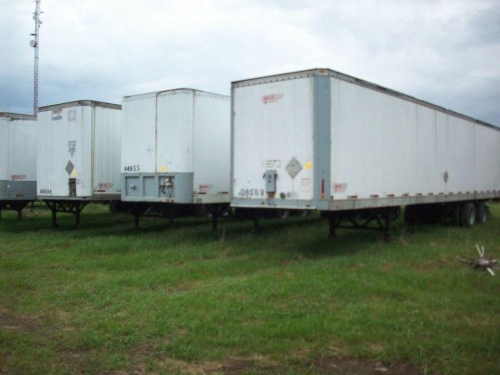 Storage Boxes / Trailers / Containers