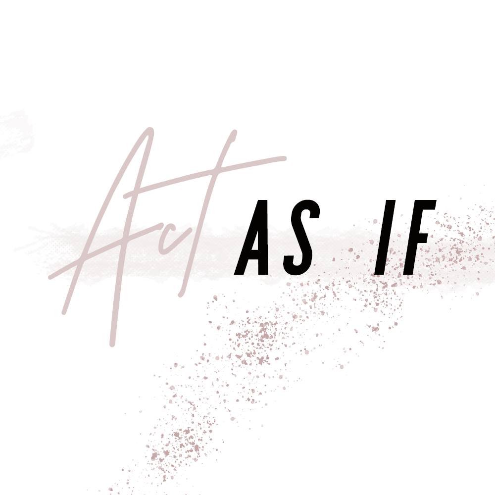 act-as-if