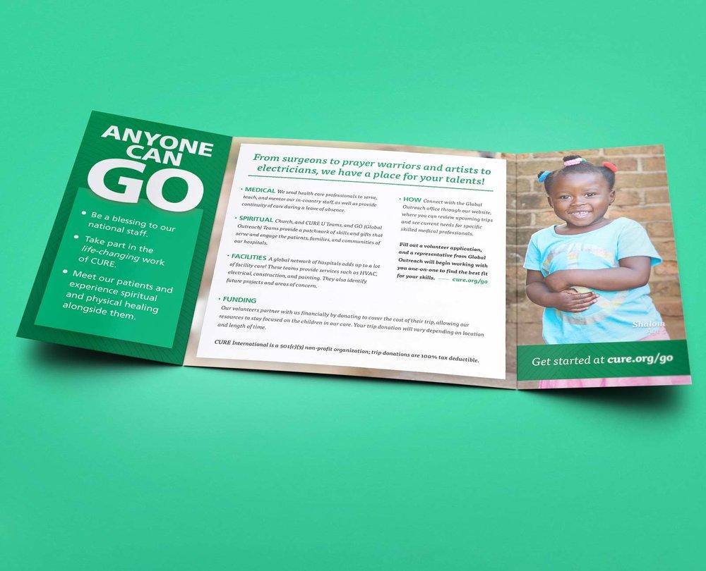CURE US Recruitment Brochure