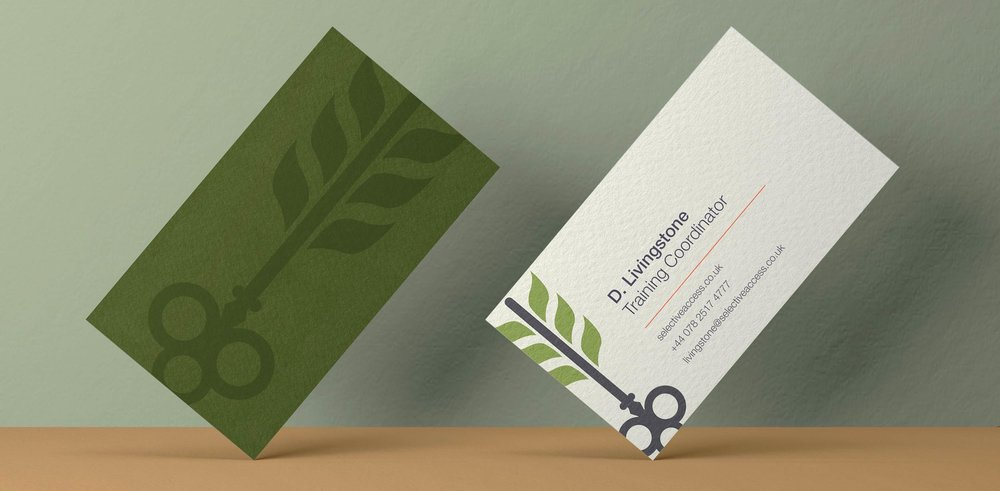 Selective Access Branding // Agricultural Training