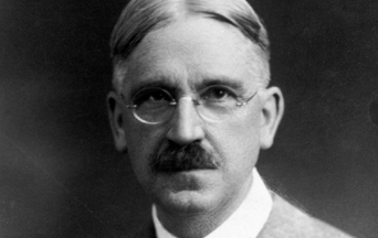 John Dewey (Photo Unknown)