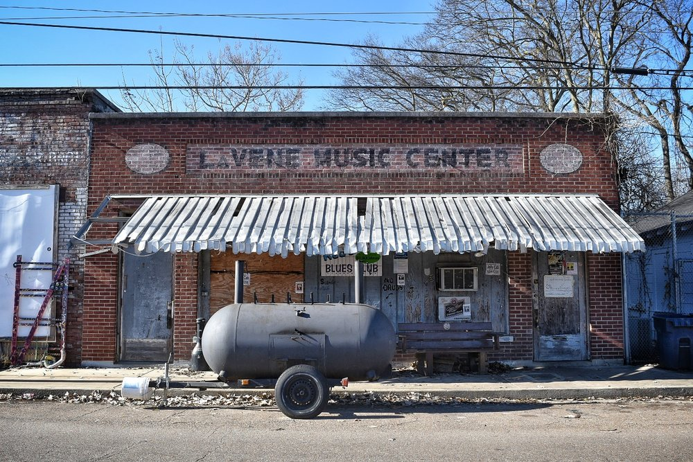 (Photo: Boswell) Red's Juke Joint (Clarksdale, MS)