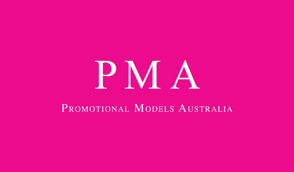 Modelling Agency Logo Design