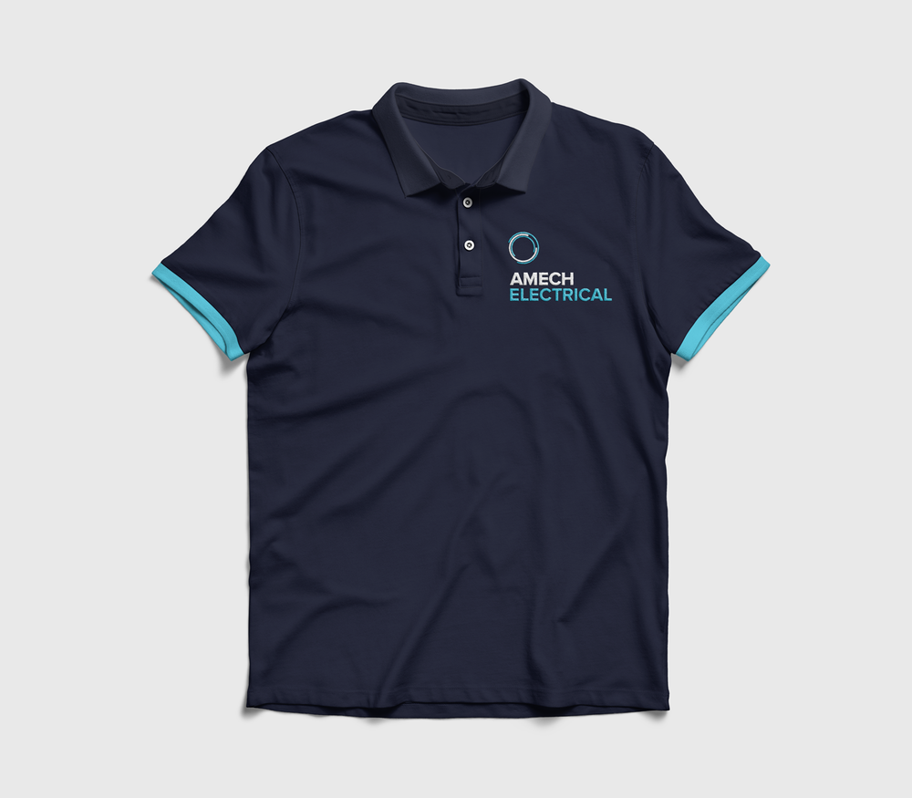 Electrician uniform design