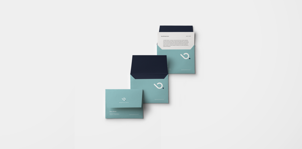 corporate brand stationary