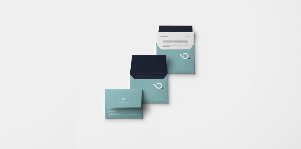 corporate brand stationary