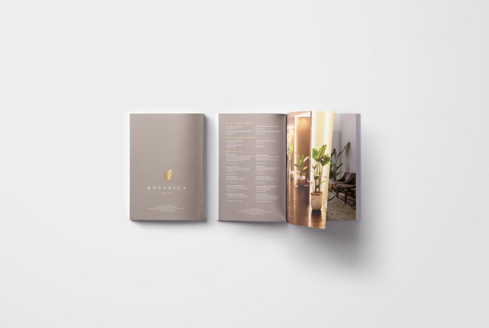 catalogue graphic design