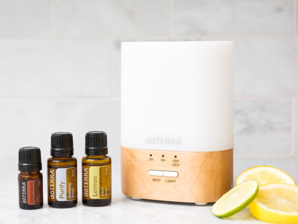 how to diffuse + beautiful blends -