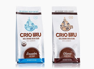 Crio Bru ground cacao (coffee substitute)